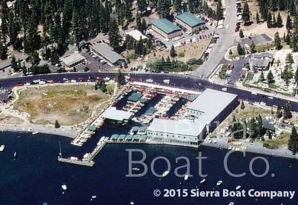 Sierra Boat overhead