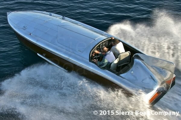 Hornet II - 1930 Garwood Race Boat