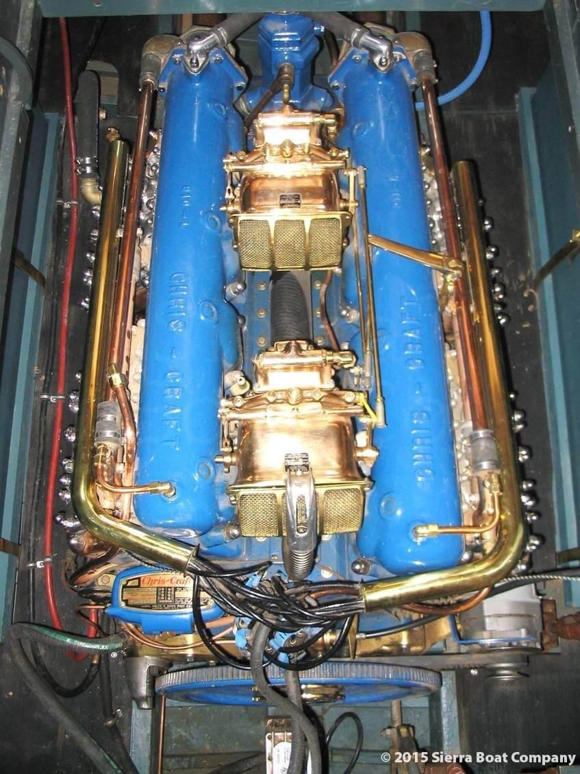 Mechanical Restoration | Vintage Marine Engine Rebuilding