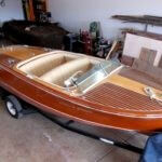 1952 Chris Craft Riviera 18