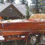 1958 Chris Craft Capri 19