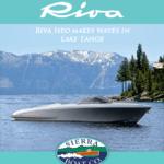 Riva at Sierra Boat