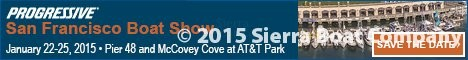 January 22-25, 2015 | Pier 48 and McCovey Cove at AT&T Park.