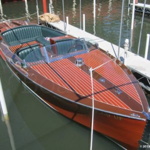 1994 Hacker-Craft 26ft Runabout