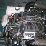 Mercruiser 496 engine