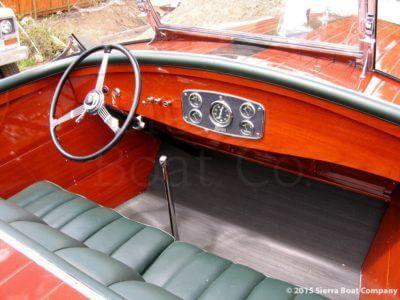 1937 Hacker-Craft 24ft Triple Cockpit