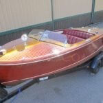 1950 Chris Craft Riviera 18