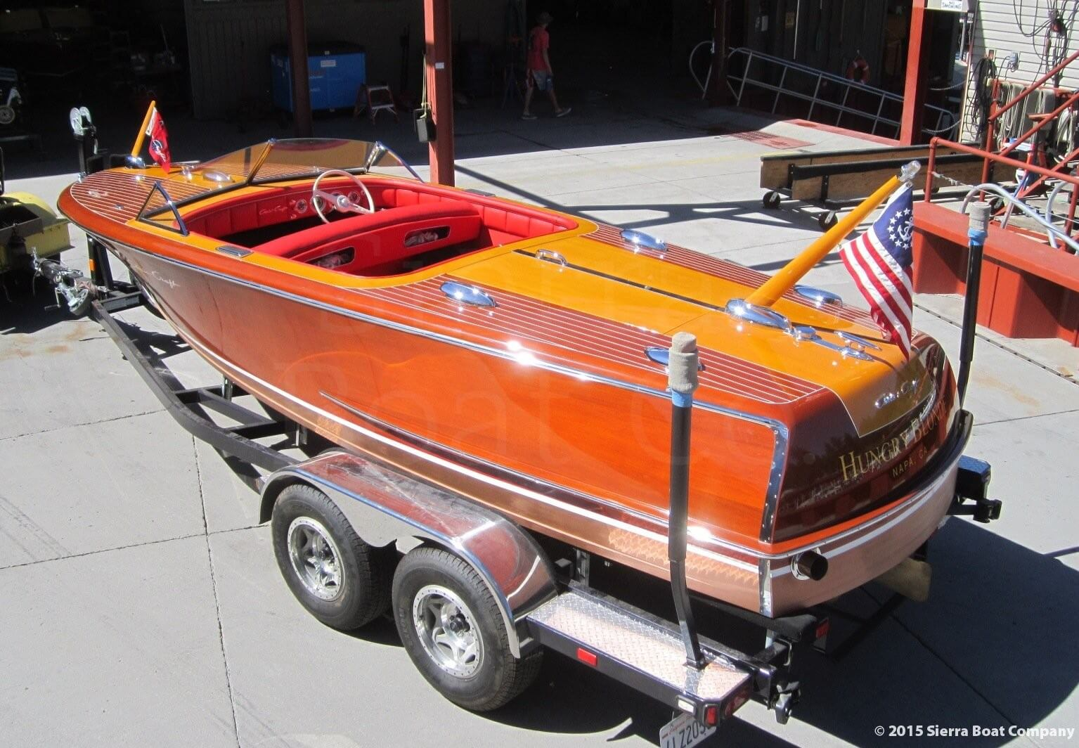 1949 Chris Craft 20ft Custom
