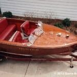 1946 Hunter 22 Runabout