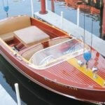 1957 Chris Craft 17 Sportsman