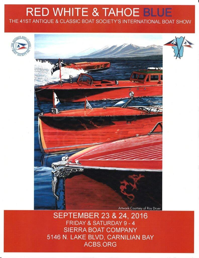 ACBS Boat Show