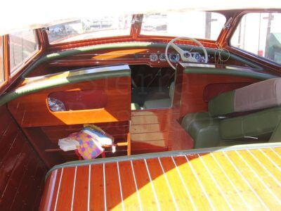 1947 Chris Craft 25ft Sportsman Sedan