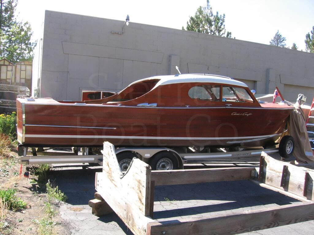 1947 Chris Craft 25ft Sportsman Sedan