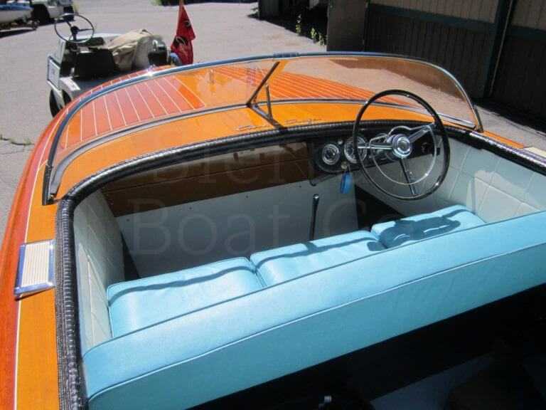 1955 Chris Craft 21ft Capri