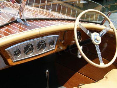 1936 Chris Craft 19ft Custom Runabout