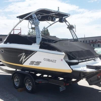 Cobalt 242 WSS Water Sports Series