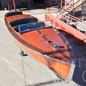 beautiful, Chris Craft 103 runabout