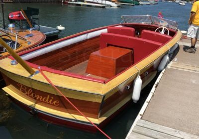 1954 Chris Craft 24 Holiday
