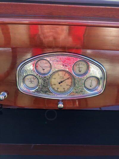 1929 Chris Craft 28ft Triple Cockpit
