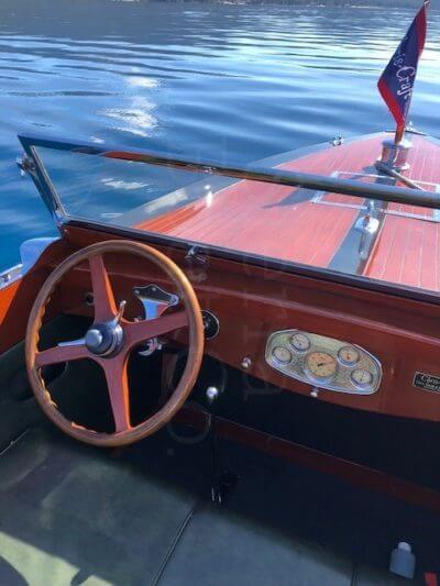 1929 Chris Craft 28ft Triple Cockpit