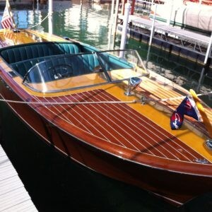1955 Chris Craft 21ft Capri