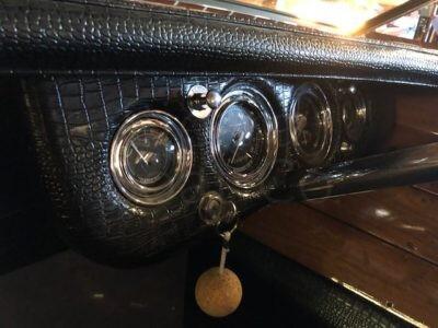 1955 Chris Craft 22ft Continental