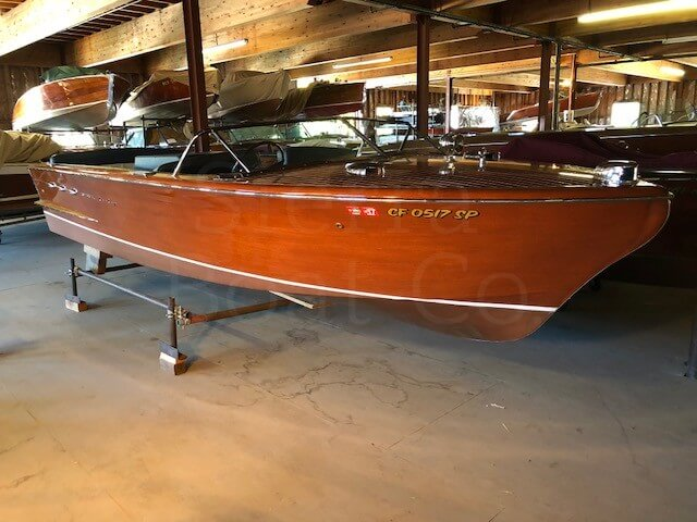 1955 Chris Craft 22ft Continental - SOLD on