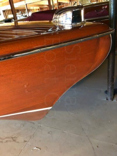 1955 Chris Craft 22ft Continental