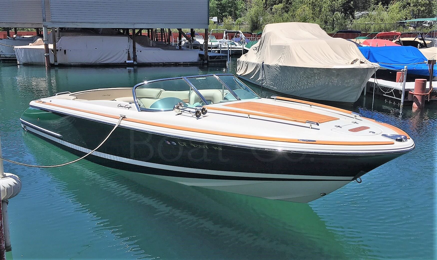 Chris Craft Boats >> 2004 Chris Craft 25ft Corsair Heritage Package Sold