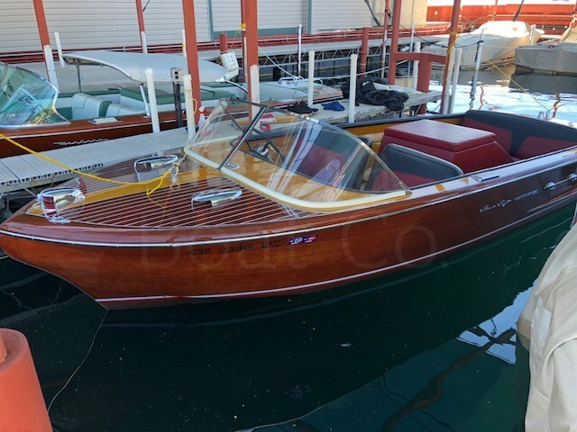 Chris Craft Boats >> 1956 Chris Craft 18ft Continental Sierra Boat Co