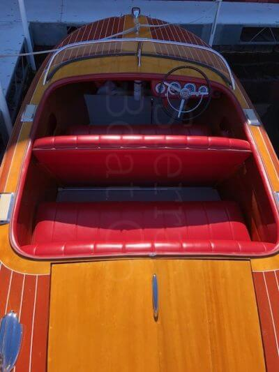1955 Chris Craft 19ft Capri
