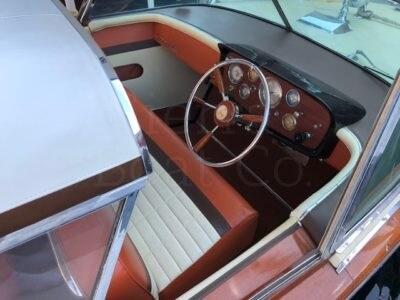 1964 Century 21ft Coronado