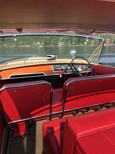 1966 Century 21ft Coronado