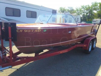 1959 Chris Craft 18ft Continental