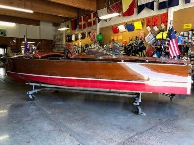 1938 Chris Craft 16ft Special Race Boat
