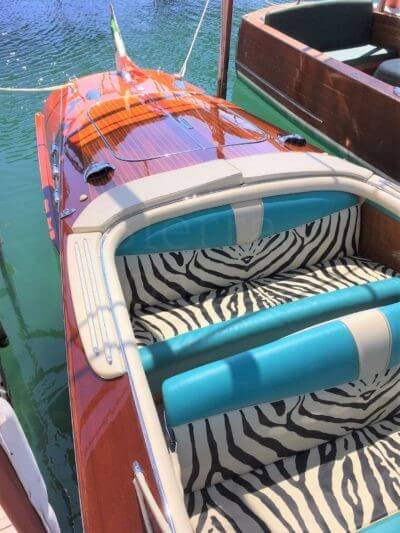 1966 Riva 23ft Super Ariston
