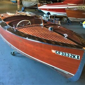 Chris Craft Custom Runabout 19