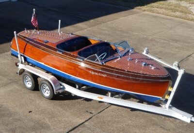 1941 Chris Craft 19 Custom Runabout
