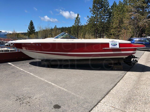 2008 Chris Craft 22ft Launch - SOLD
