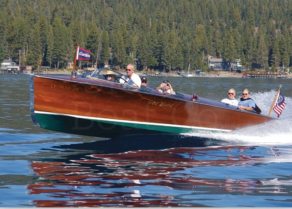 1932 Gar Wood 28ft Runabout
