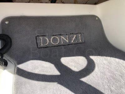 1994 Donzi Sweet 16