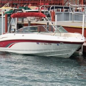 2001 Chaparral 220 SSi