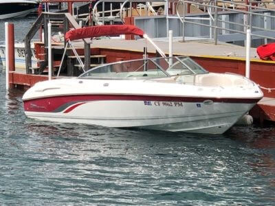 2001 Chaparral 220 SSi