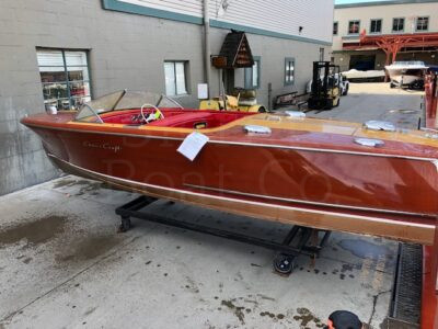1948 Chris Craft 20ft Custom Runabout