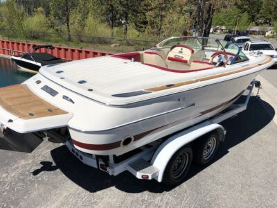 2007 Chris Craft 22ft Lancer