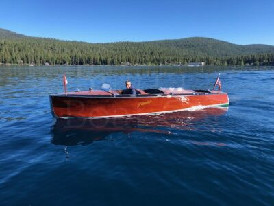 1937 Hacker-Craft 24ft