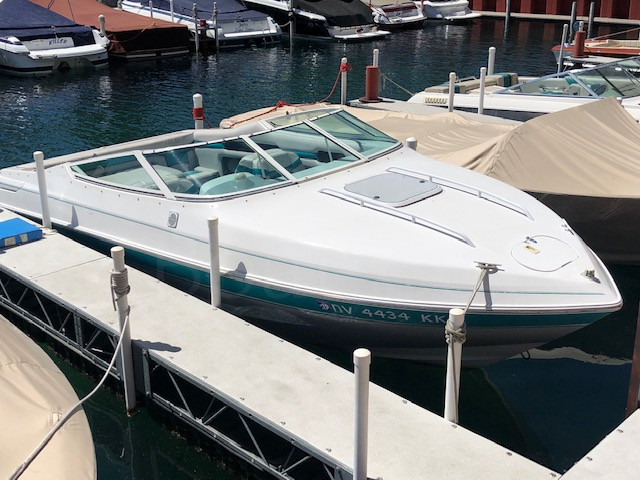 1991 Chris Craft Concept 208 - SOLD
