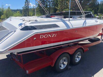 1987 Donzi Z-25