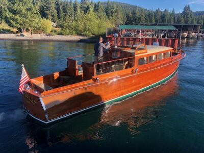 1929 Chris Craft 38ft Custom Commuter
