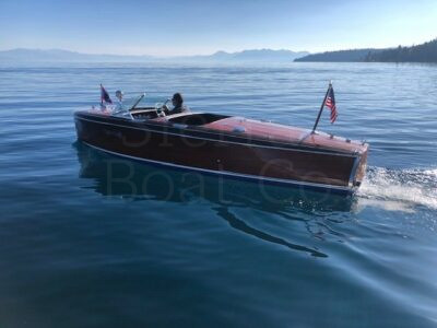 Prime 1941 Chris Craft 19Ft Custom Runabout Ncnpc Chair Design For Home Ncnpcorg